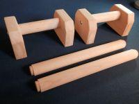 Madla zábradlí na schodiště dřevěná SPORT FITNESS CVIČENÍ GYM DŘEVĚNÉ PODPĚRY STÁLKY ideální pro domácí cvičení Perfect For Home Workouts Homemade Parallettes https://www.zabradli-madla.eu/ Madla zábradlí na schodiště dřevěná